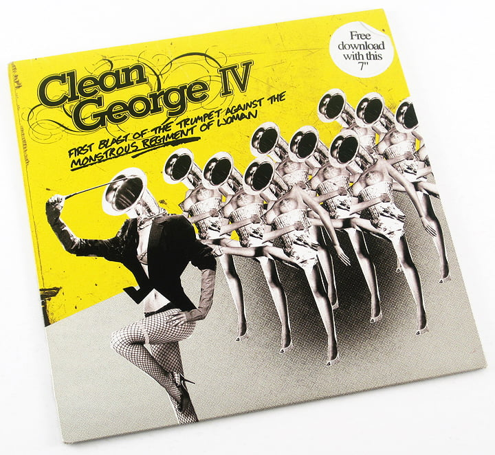CleanGeorgeIV_FirstBlast_7inch_frt_16K