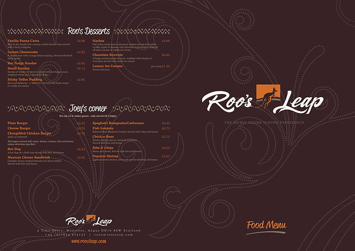 RoosLeap_FoodMenu_outside_16K