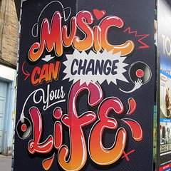 Music Can Change Your Life