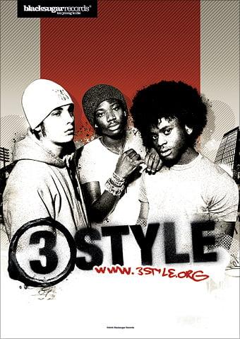 3style_A6flyer_frt_H_16K
