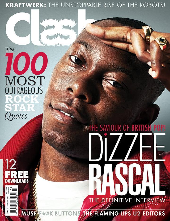 Magazine Covers (Clash Magazine) - The 16K Design Works